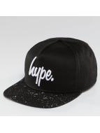 HYPE Snapback Speckle noir