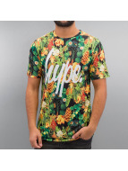 HYPE T-paidat Lily Pad Floral kirjava