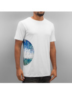 HYPE T-Shirt Wilderness Side Circle blanc