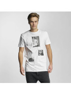 HYPE T-Shirt Haus blanc