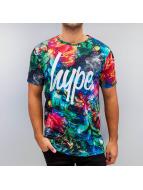 HYPE t-shirt Night Garden Aop bont