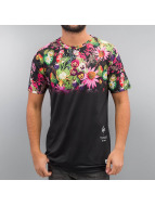 HYPE T-Shirt Friut Floral Fade colored