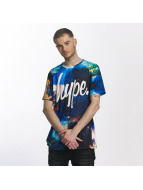 HYPE T-Shirt Exposed Space colored