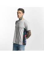 HYPE T-Shirt Flower Bed Boxy gris