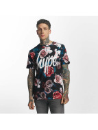 HYPE T-Shirt Rose Bed multicolore