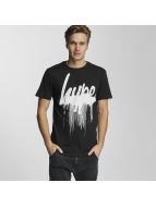 HYPE T-Shirt Drip Scrip noir