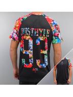 HYPE T-Shirt Screen Aop schwarz