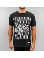 HYPE T-Shirt Spot schwarz