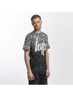 HYPE t-shirt Splat Speckle zwart