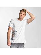 HYPE T-Shirty Floral Side bialy