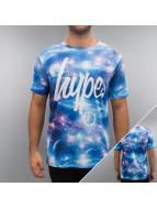 HYPE T-Shirty Cosmos niebieski