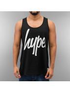 HYPE Tank Tops Hype Script Vest nero