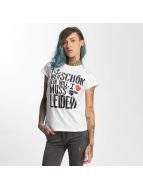I Love Tattoo T-Shirt WSSWML weiß