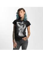 I Love Tattoo T-skjorter JJR svart