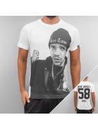 Ichiban Camiseta Hip Hop New Jersey 58 blanco
