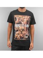 Ichiban Camiseta Make It Rain negro
