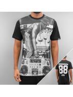 Ichiban T-paidat Hip Hop Phenomenom musta