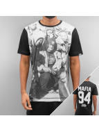 Ichiban T-paidat Hip Hop Mafia 94 musta