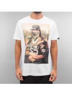 Ichiban T-paidat Mona G valkoinen