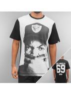 Ichiban T-Shirt Hip Hop Los Angeles 69 schwarz