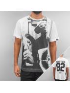 Ichiban Tričká Hip Hop New York 82 biela
