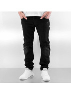 ID Denim Jeans Straight Fit One noir