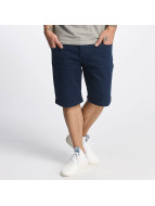 ID Denim Twill Shorts Blue