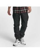 ID Denim Straight Fit Jeans Tapered blau