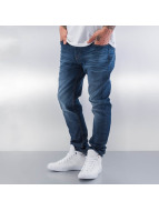 ID Denim Straight fit jeans Regular blauw