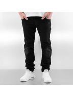 ID Denim Straight Fit Jeans One schwarz
