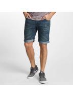 ID Denim Heat Veli Jeans Shorts Blue