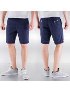 Iriedaily Shorts Golfer Nep Yarn blau