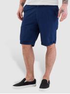 Iriedaily Shorts Golfer Chambray blau