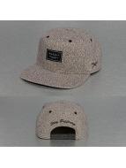 Iriedaily Snapback Cap Lug grau