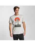 Iriedaily T-Shirt No Bad Vibes beige