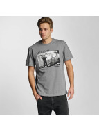Iriedaily T-Shirt Write on Steel grau
