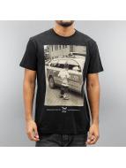 Iriedaily T-Shirt Pissizei schwarz