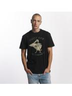 Iriedaily T-Shirt Duck Off schwarz