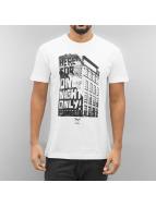 Iriedaily T-Shirt One Night weiß
