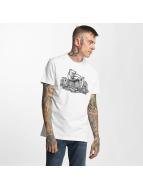 Iriedaily T-Shirt Bearzilla weiß