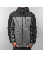 Iriedaily Winterjacke Dock 36 Worker grau