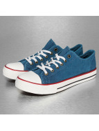 Italy Style Shoes Sneaker Pit blau