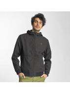Jack & Jones Демисезонная куртка jcoHall черный