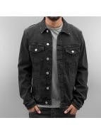 Jack & Jones Демисезонная куртка jjiAlvin черный