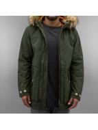 Jack & Jones Зимняя куртка jorPeacon оливковый