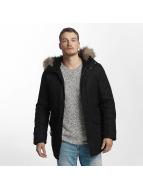 Jack & Jones Зимняя куртка jcoLand черный
