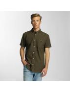 Jack & Jones Рубашка jorNew Gavin оливковый