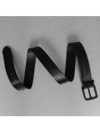 Jack & Jones Belt jacSpencer Leather black