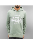 Jack & Jones Bluzy z kapturem jjorBreak zielony