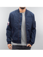 Jack & Jones Bomber jacket jorPowell blue